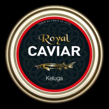 Caviar Keluga
