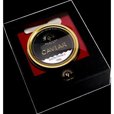 Box Caviar  Baeri  100 gr