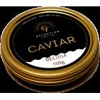 Coffret Caviar 100 gr Beluga