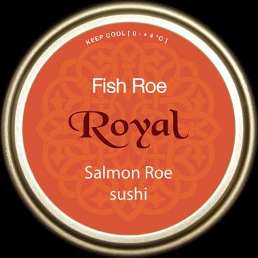 Œufs de Saumon Qualité Sushi