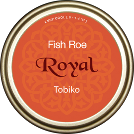 Œufs de poisson volant (Tobiko*)